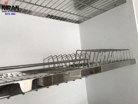 kệ bát dĩa tủ trên 3 tầng