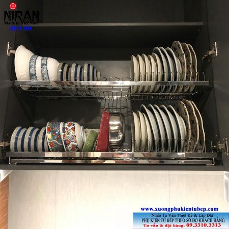 kệ úp chén tủ trên NR0102