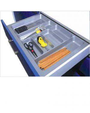 Khay chia thìa dĩa nhựa cao cấp ET80003 – Eurogold