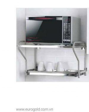 Giá để lò vi sóng kết hợp đựng ly cốc EU0560 – Eurogod